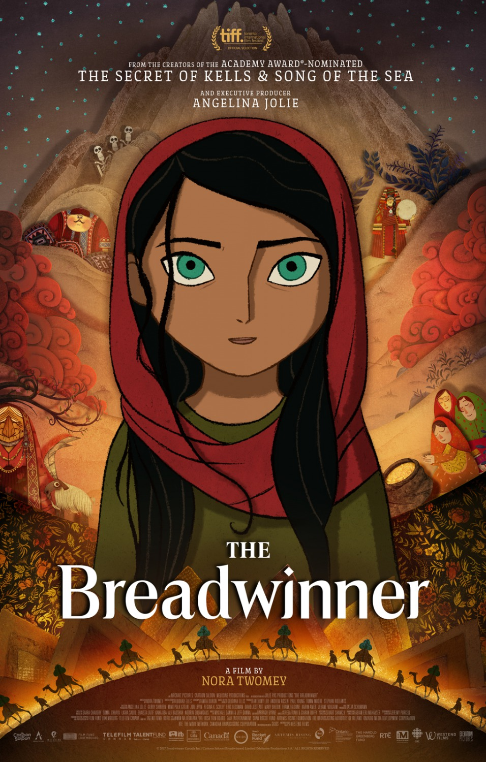 Movie Matinees @ Your Library: Breadwinner
