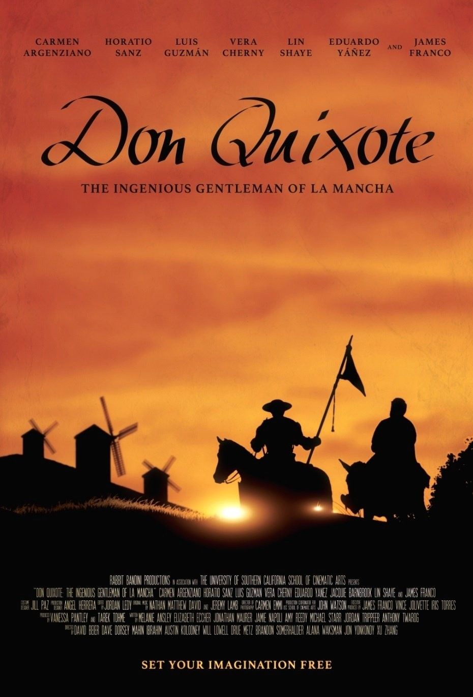 Movie Matinees @ Your Library: Don Quixote