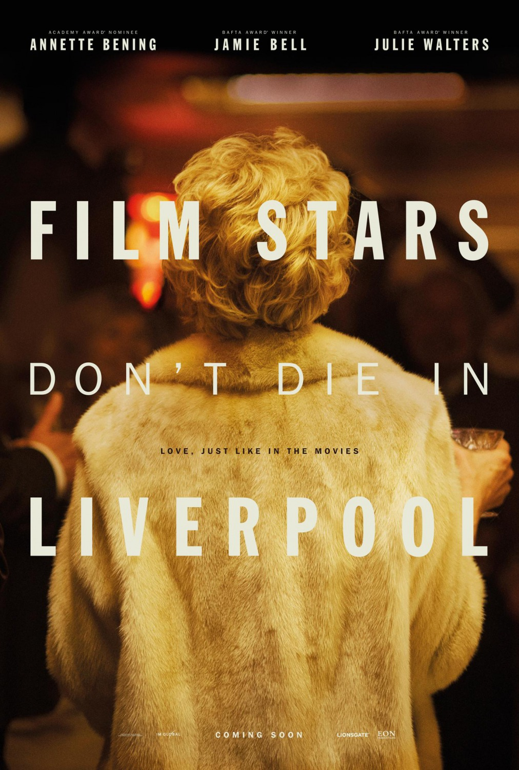 Movie Matinees @ Your Library: Film Stars Don't Die in Liverpool