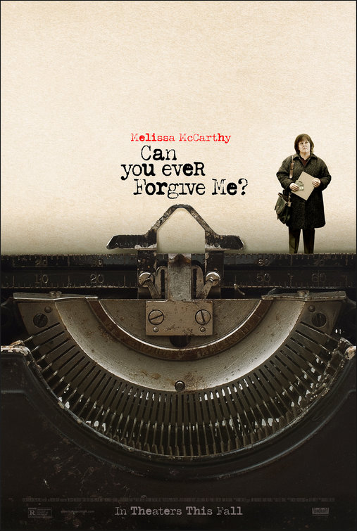 Movie Matinees @ Your Library: Can You Ever Forgive Me?