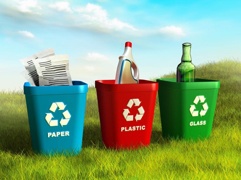 STEM @ Your Library:  Recycling
