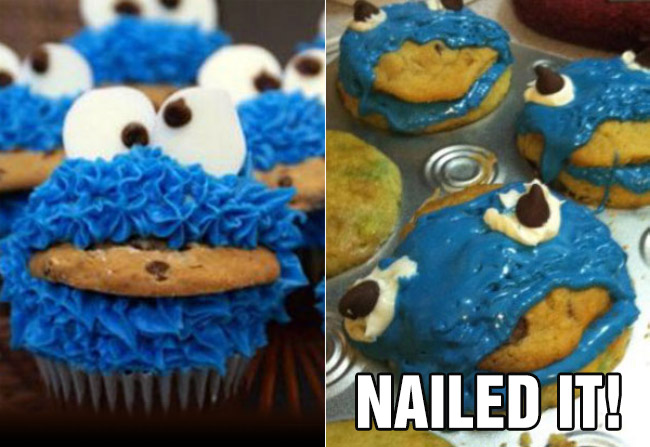 Nailed It! Dessert Decorating Competition
