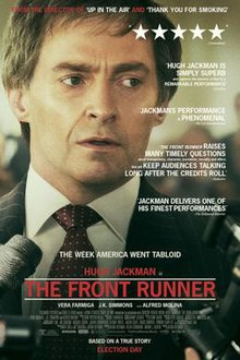 Movie Matinees @ Your Library: The Front Runner