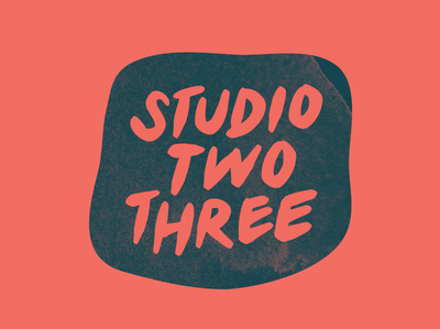 **CANCELLED**Screen Printing with Studio Two Three