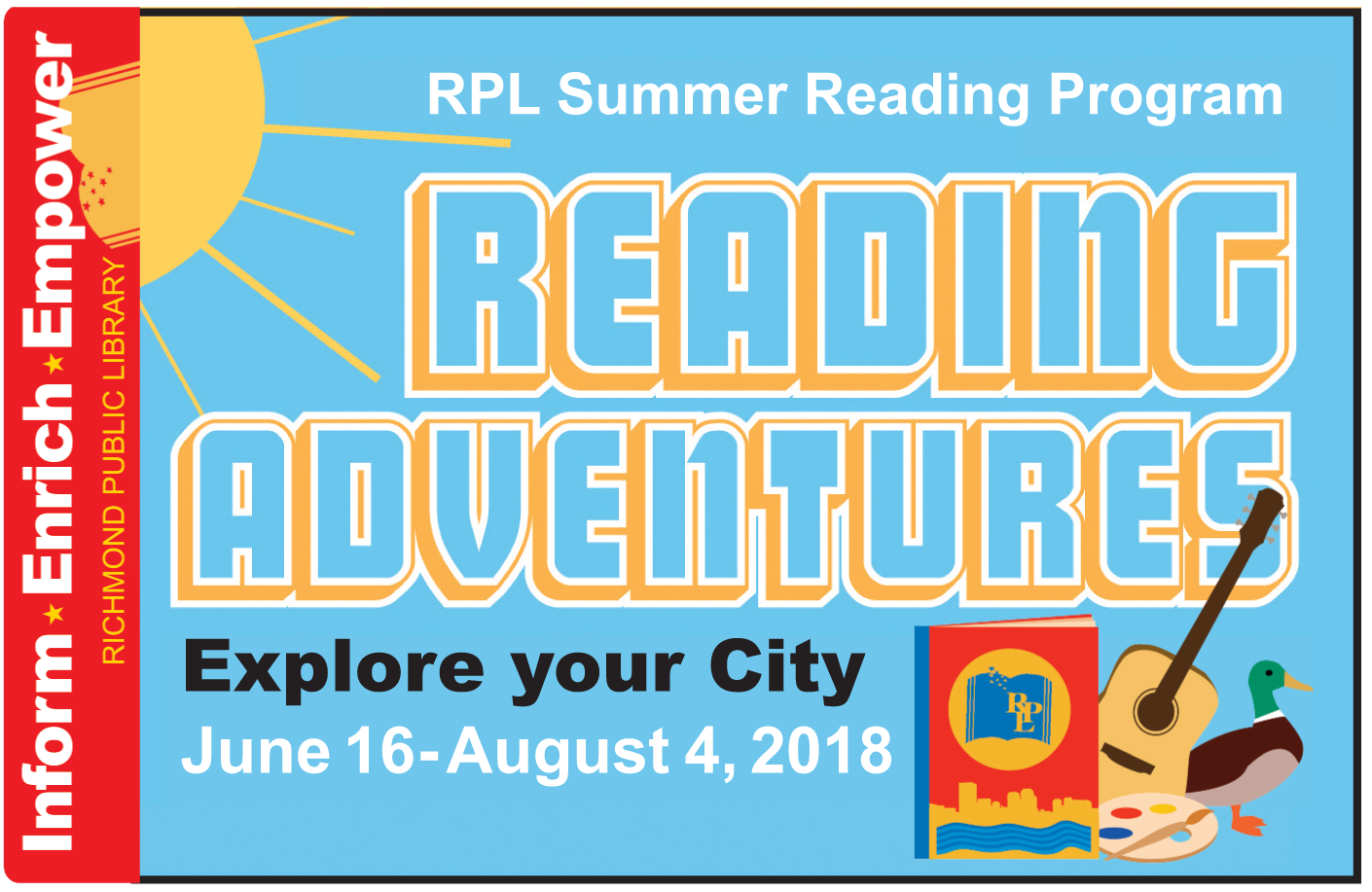 Summer Reading Program Kick-off