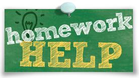 Homework Help- CANCELLED