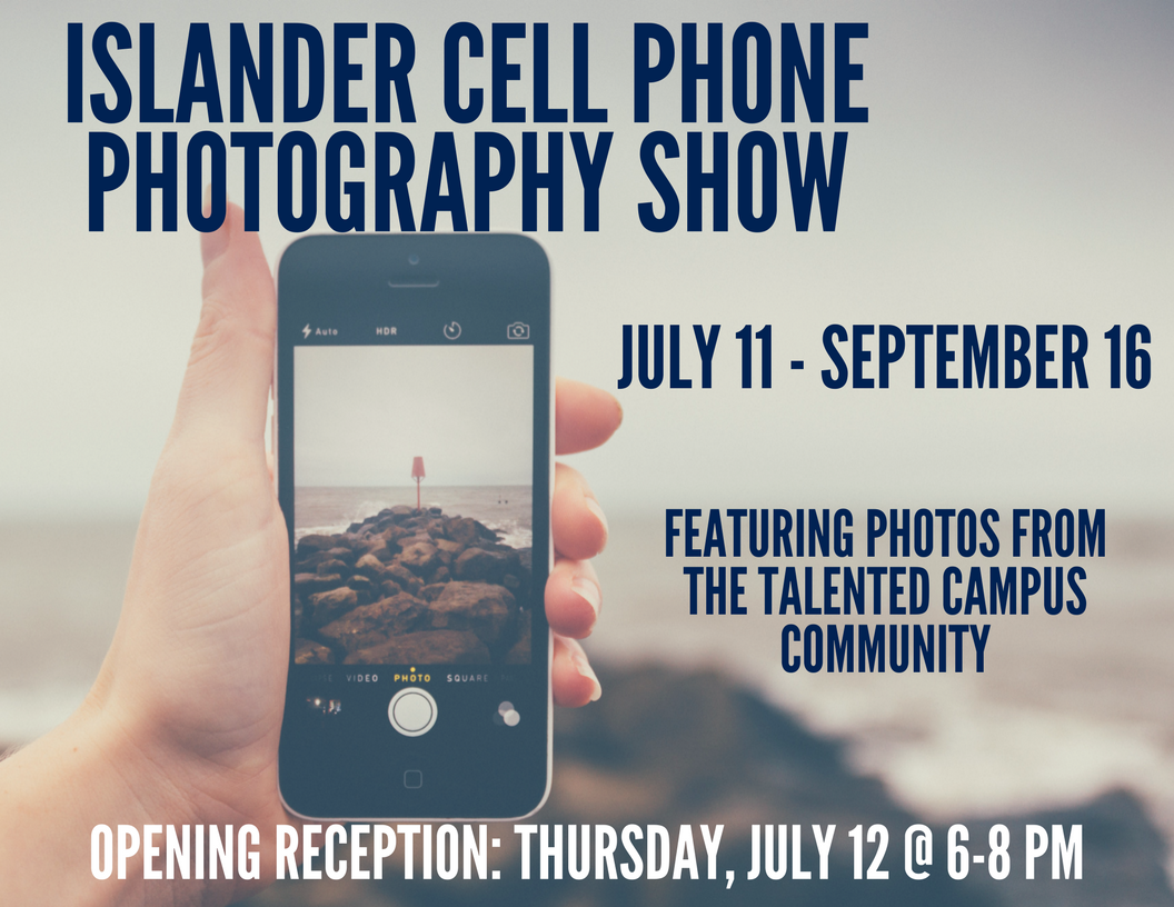Cell Phone Photography July 11 - Sept 16th