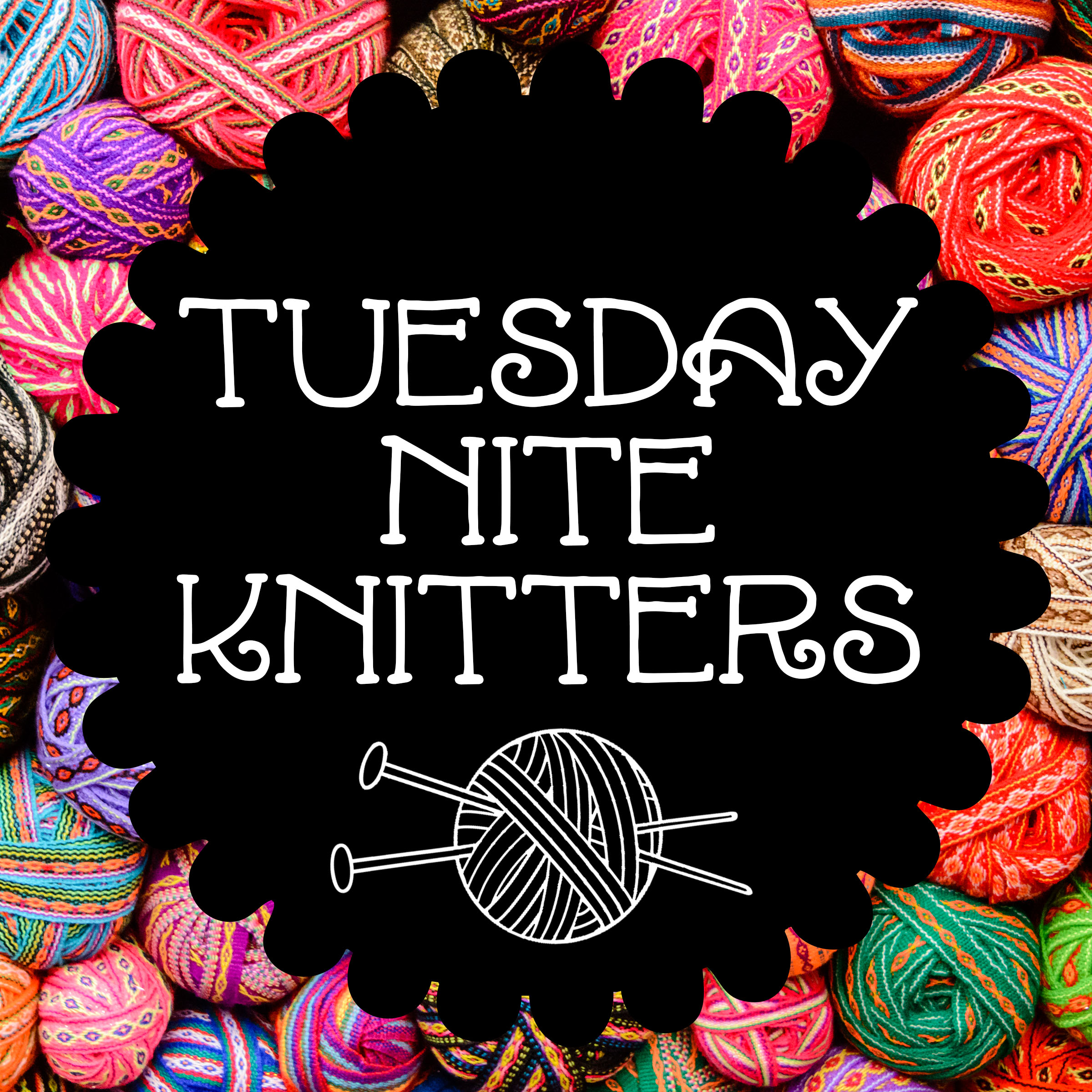 Tuesday Nite Knitters