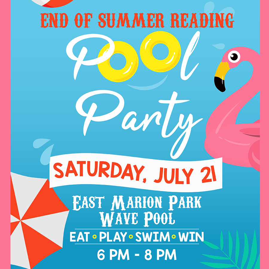County Wide Summer Reading Finale (Wave Tek)