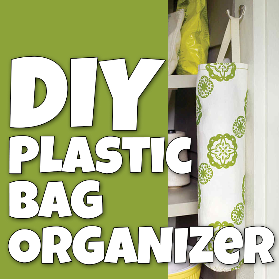 Discover: Sewing- Bag Organizer