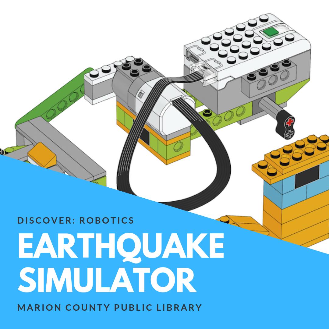 Discover: Robotics - Earth Quake Simulator