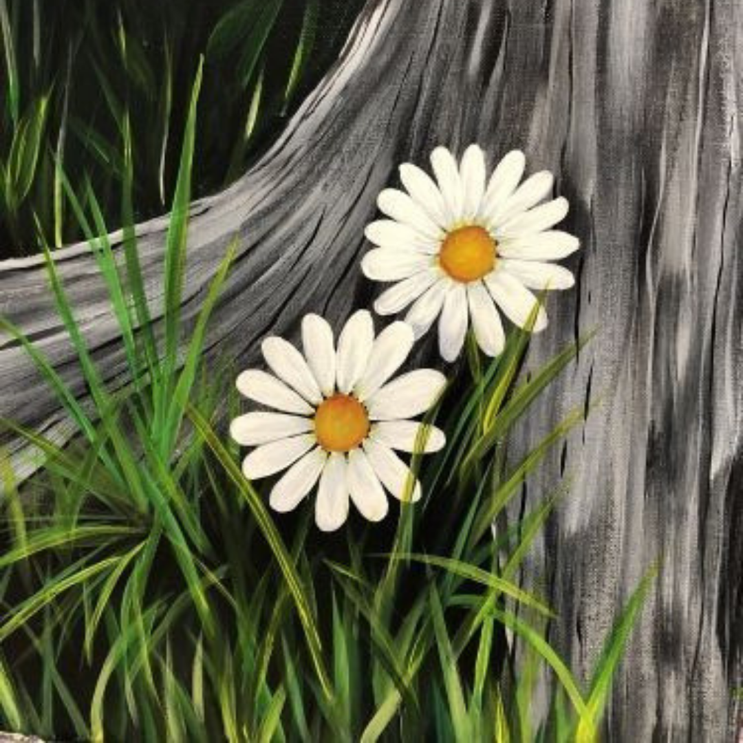 Artible: Daisies in the Forest