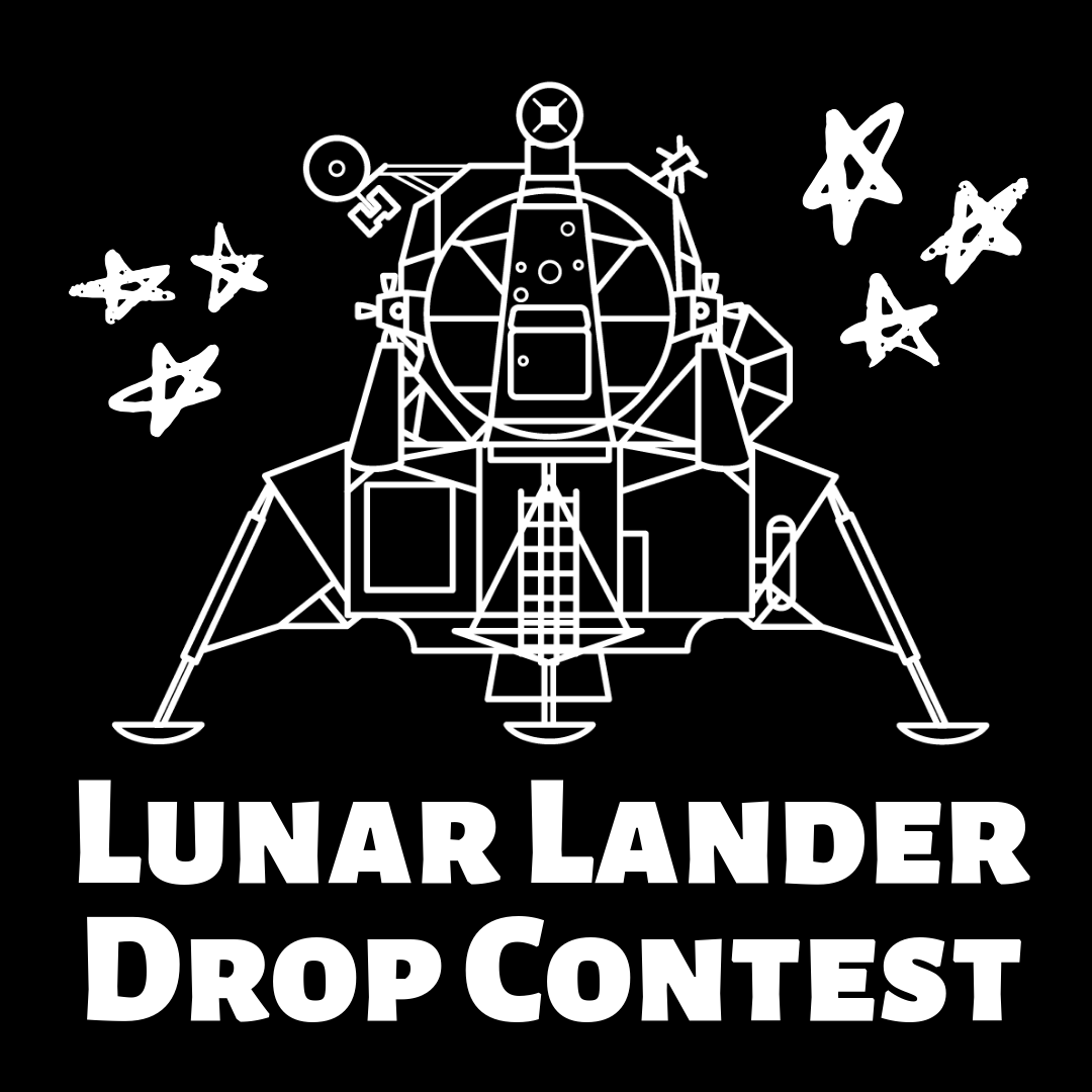 Lunar Lander Drop Contest