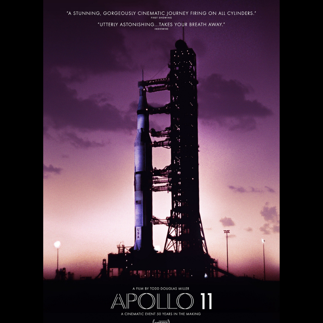 Movie: Apollo 11