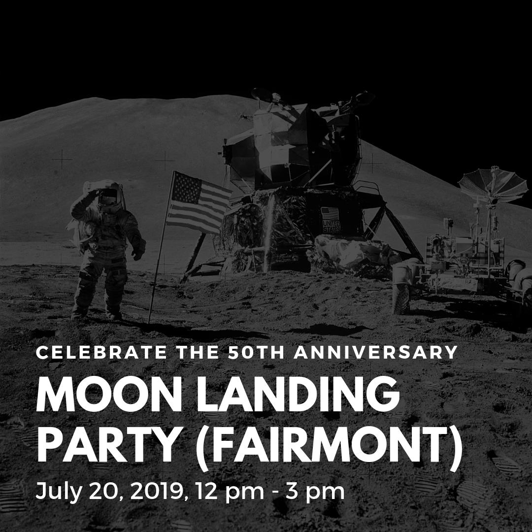 Moon Landing Party with NASA