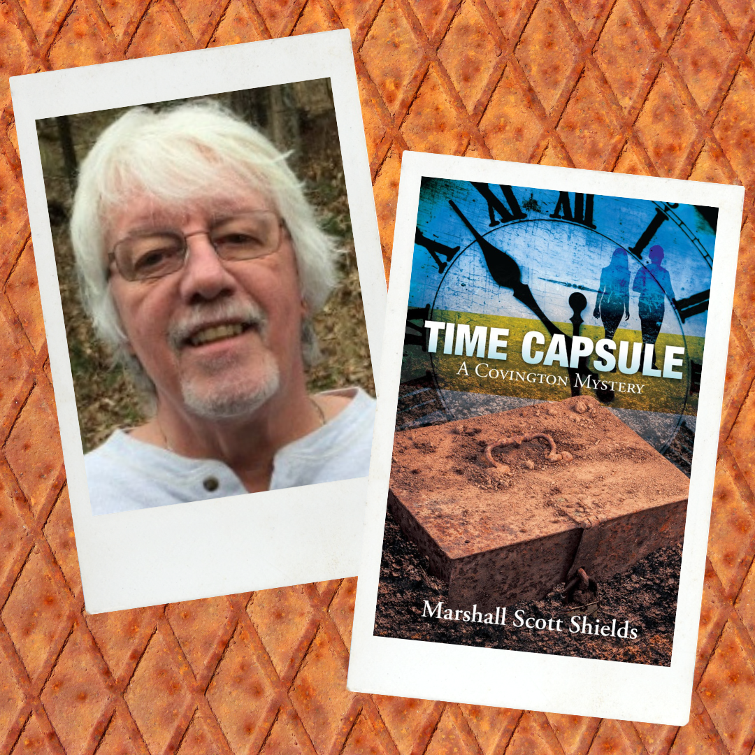Local Author Marshall Scott Shields