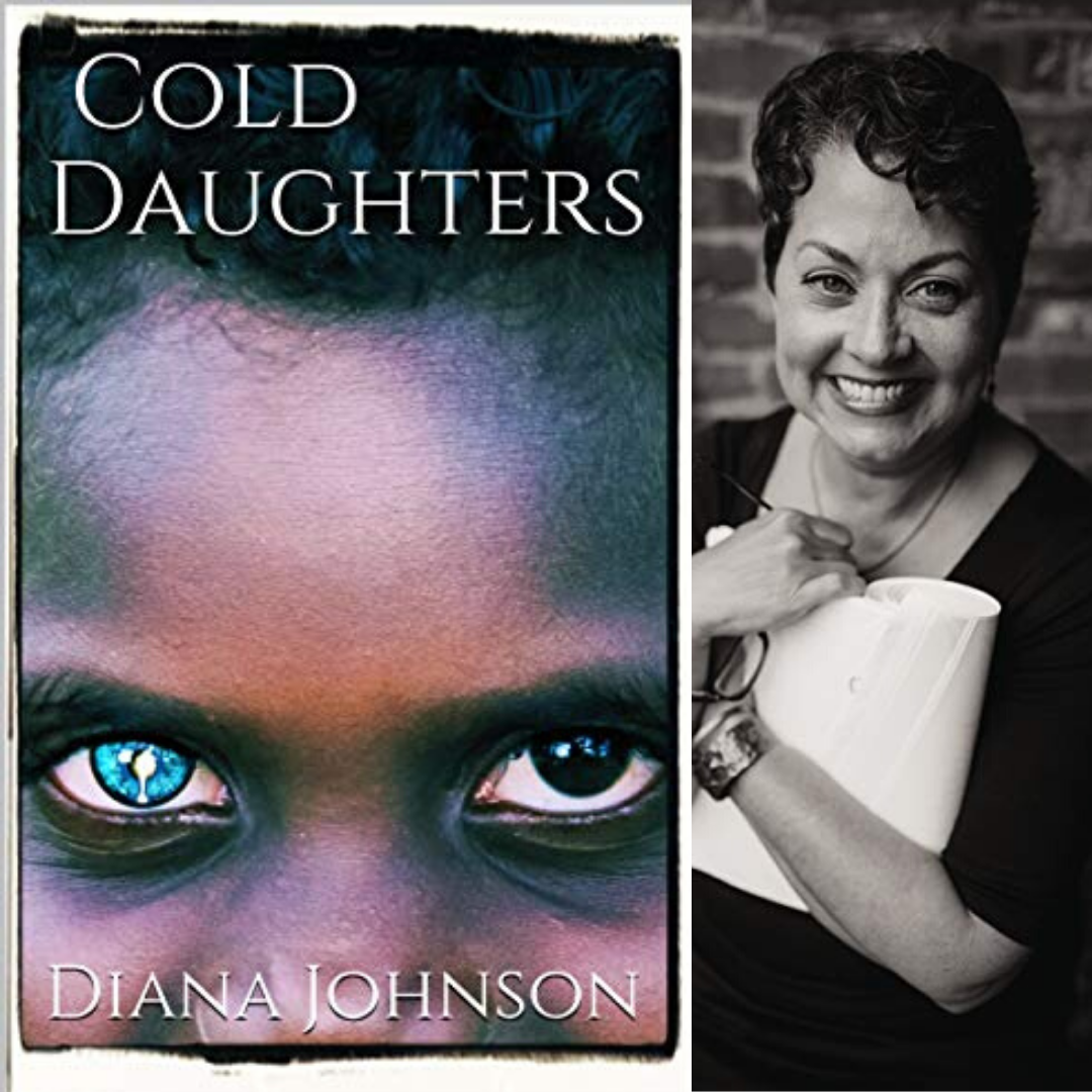 Local Author Diana Johnson Book Event and Presentation