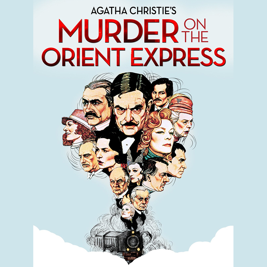 Wise and Wonderful Cinema: Murder on the Orient Express