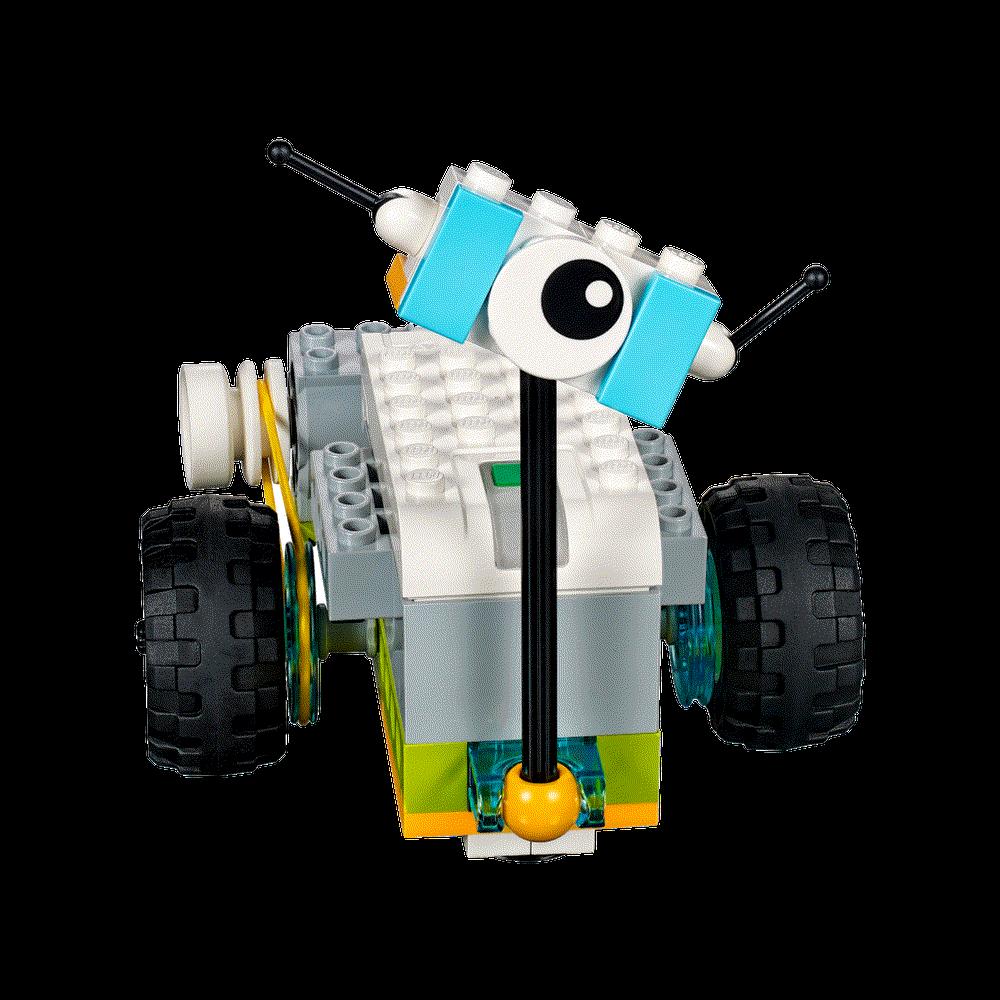 Discover Robotics: Lego WeDo – Milo the Science Rover