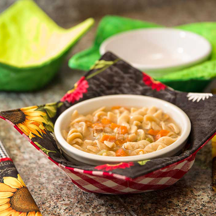Discover Sewing: Soup Bowl Cozy (Back by Popular Demand)