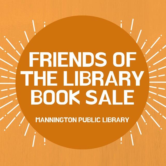 Friends Book Sale (Mannington)