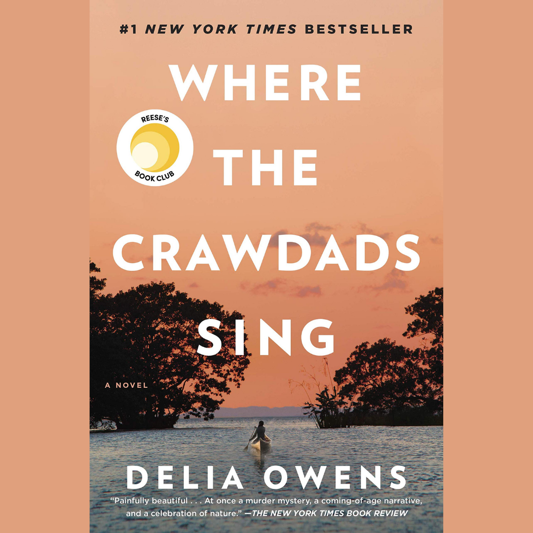 """Beyond the Book"" Club Discussion: Where the Crawdads Sing (Online Event)"