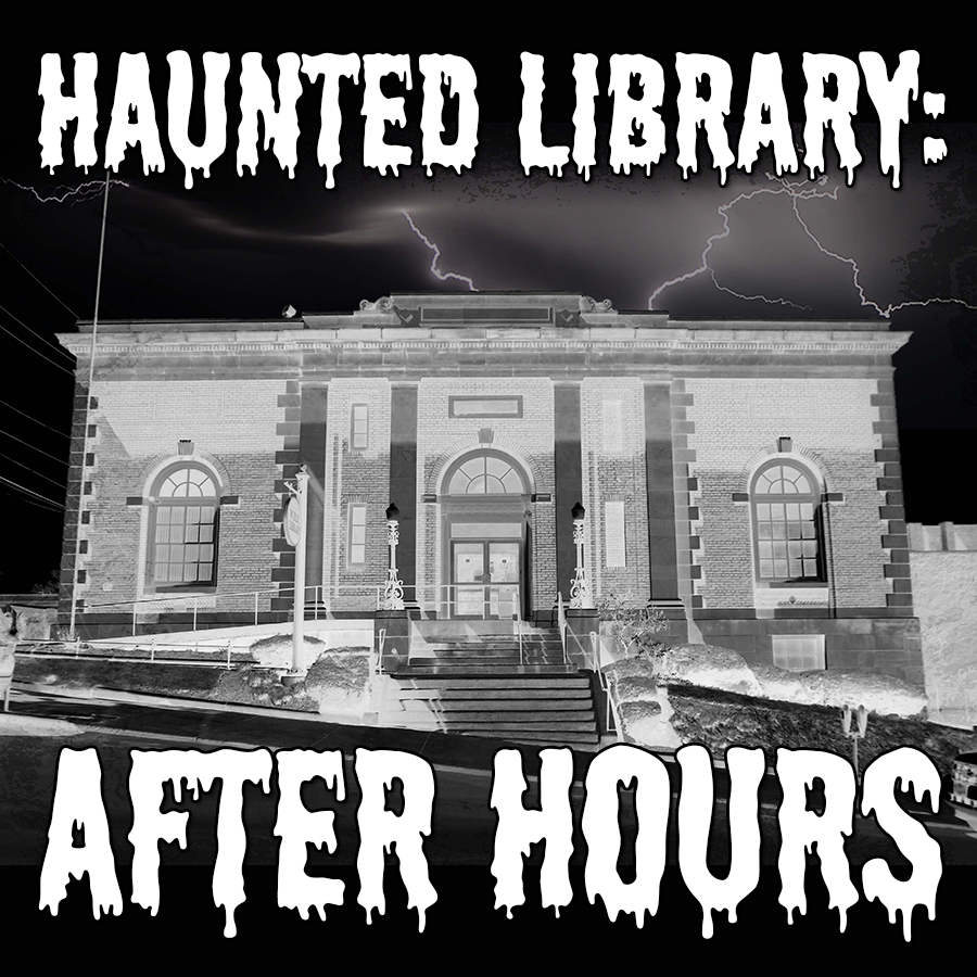 Haunted Library: After Hours
