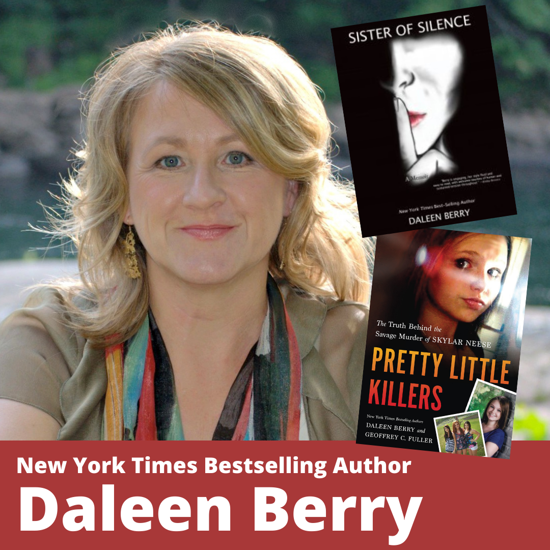 """""""Beyond the Book"""" Book Club Presents: local author Daleen Berry"""