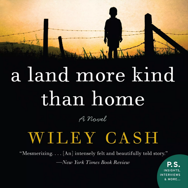 "Speaking of Books: ""A Land More Kind Than Home"" by Wiley Cash"