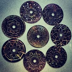 CD Scratch Art (Adult/Teen)