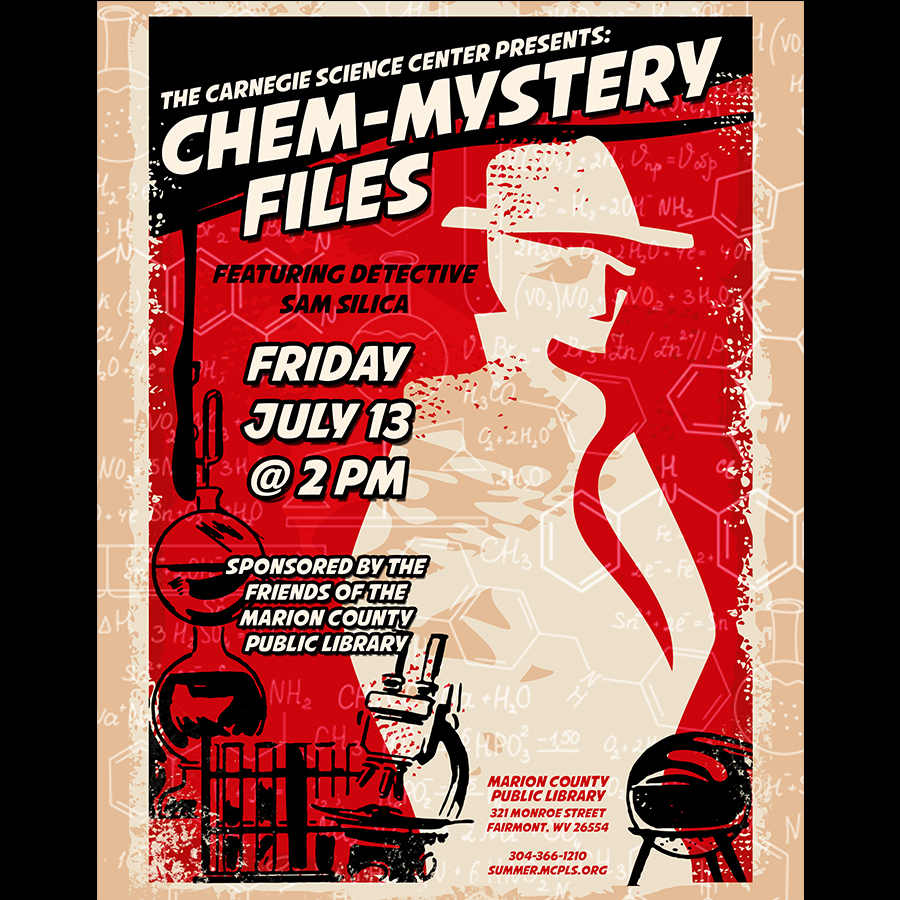 Carnegie Science Center: Chem-Mystery Files (All Ages)
