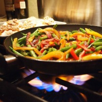 Cornell Cooperative Extension Stir-Fry Class