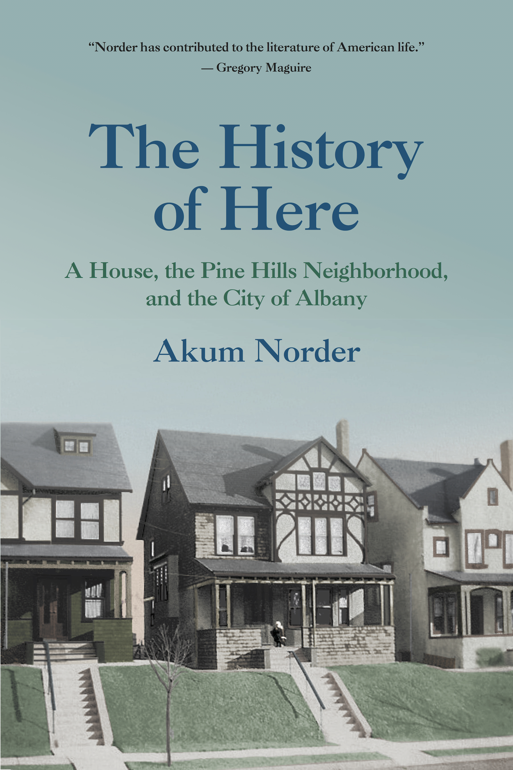 The History of Here by Akum Norder Book Release Celebration