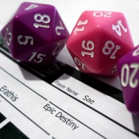 Dungeons and Dragons at the Pine Hills Branch