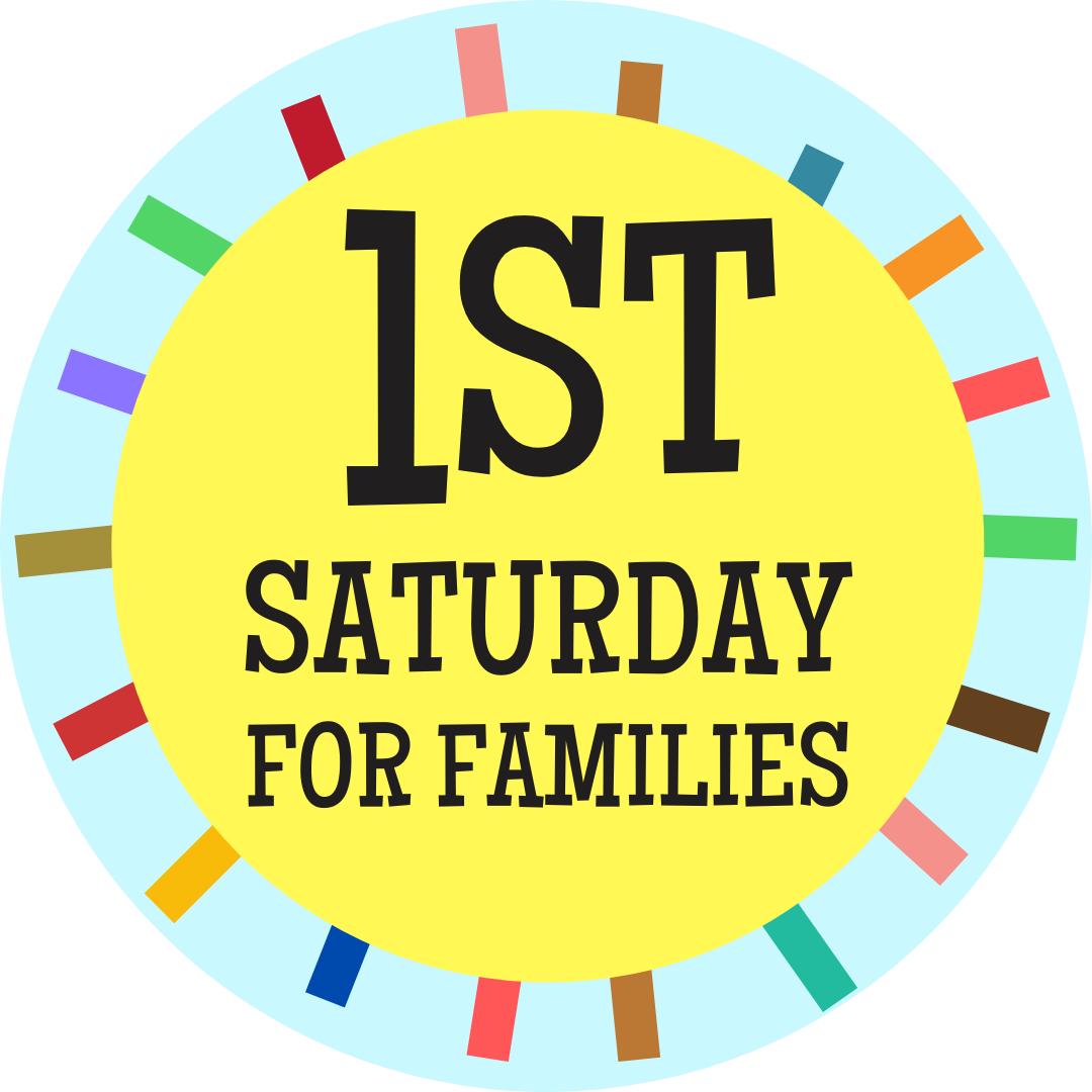 1st Saturday for Families: Not-So-Scary Saturday