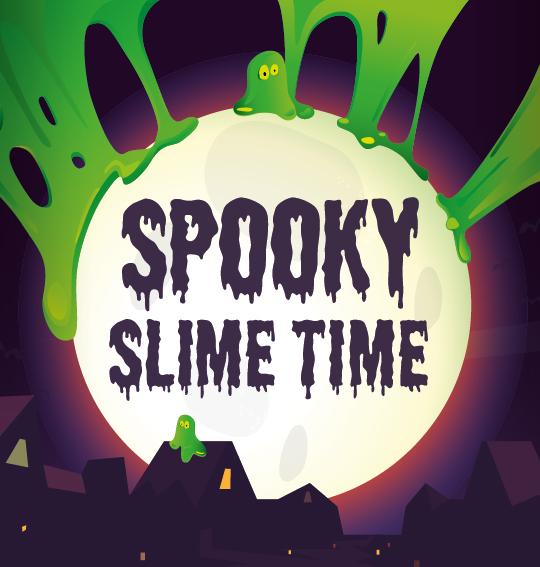 Spooky, Slimy Storytime