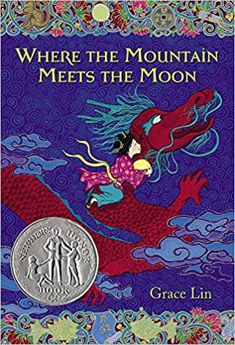 Crafty Readers: Where the Mountain Meets the Moon