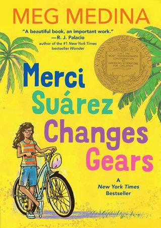 Crafty Readers: Merci Suárez Changes Gears