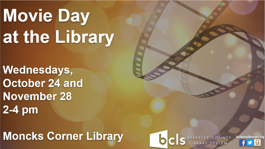 Movie Day at the Library