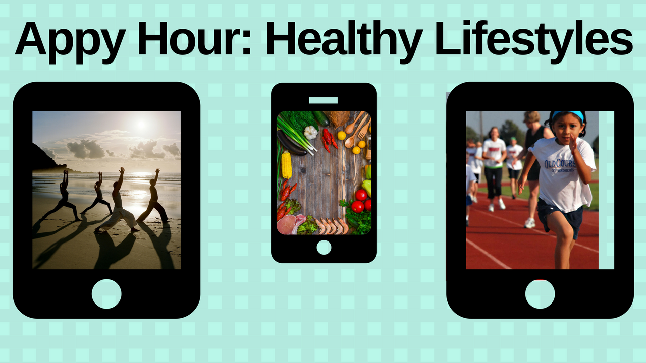 Appy Hour: Healthy Lifestyles (Goose Creek Library)
