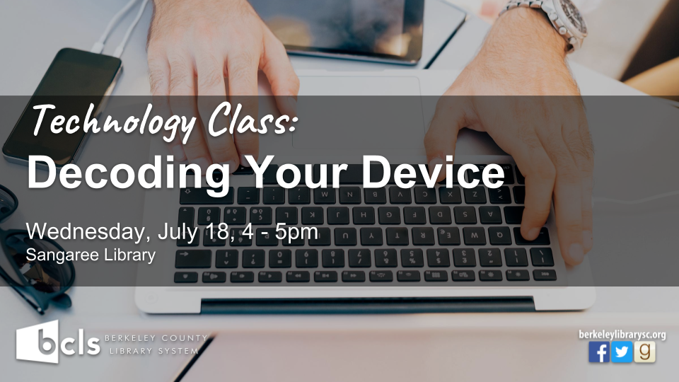 Decoding Your Device - Sangaree Library