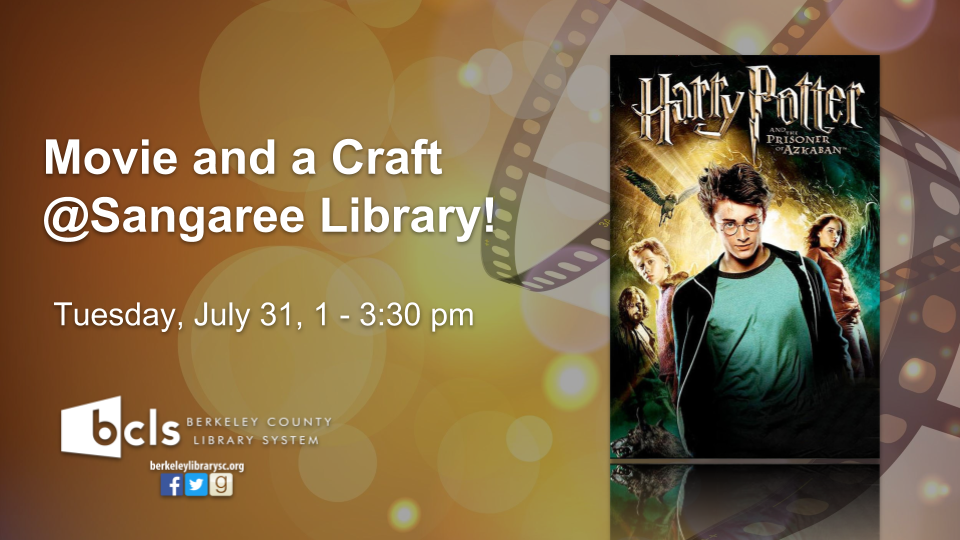 Movie and a Craft: Harry Potter and the Prisoner of Azkaban