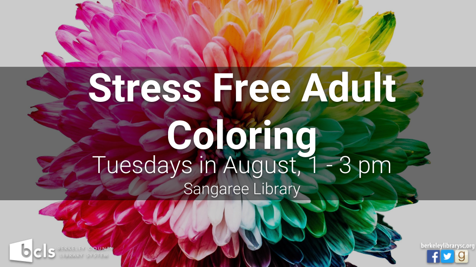 Stress Free Adult Coloring