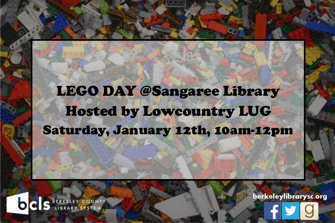 LEGO Day-CANCELED