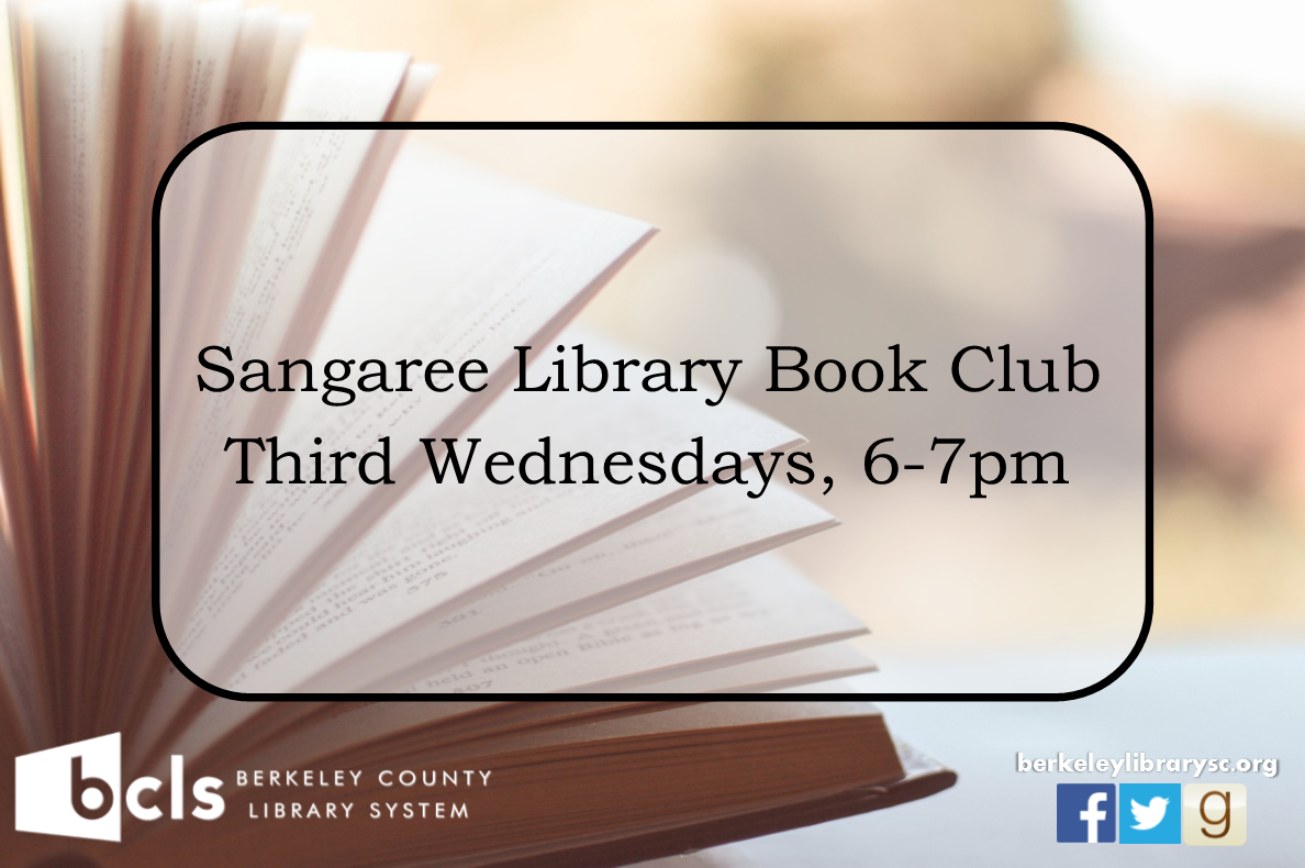 Sangaree Library Book Club