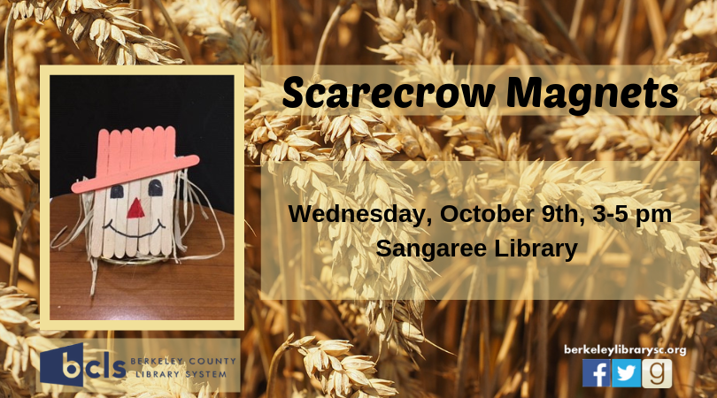 Scarecrow Magnets
