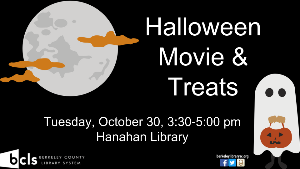 Halloween Movie and Treats
