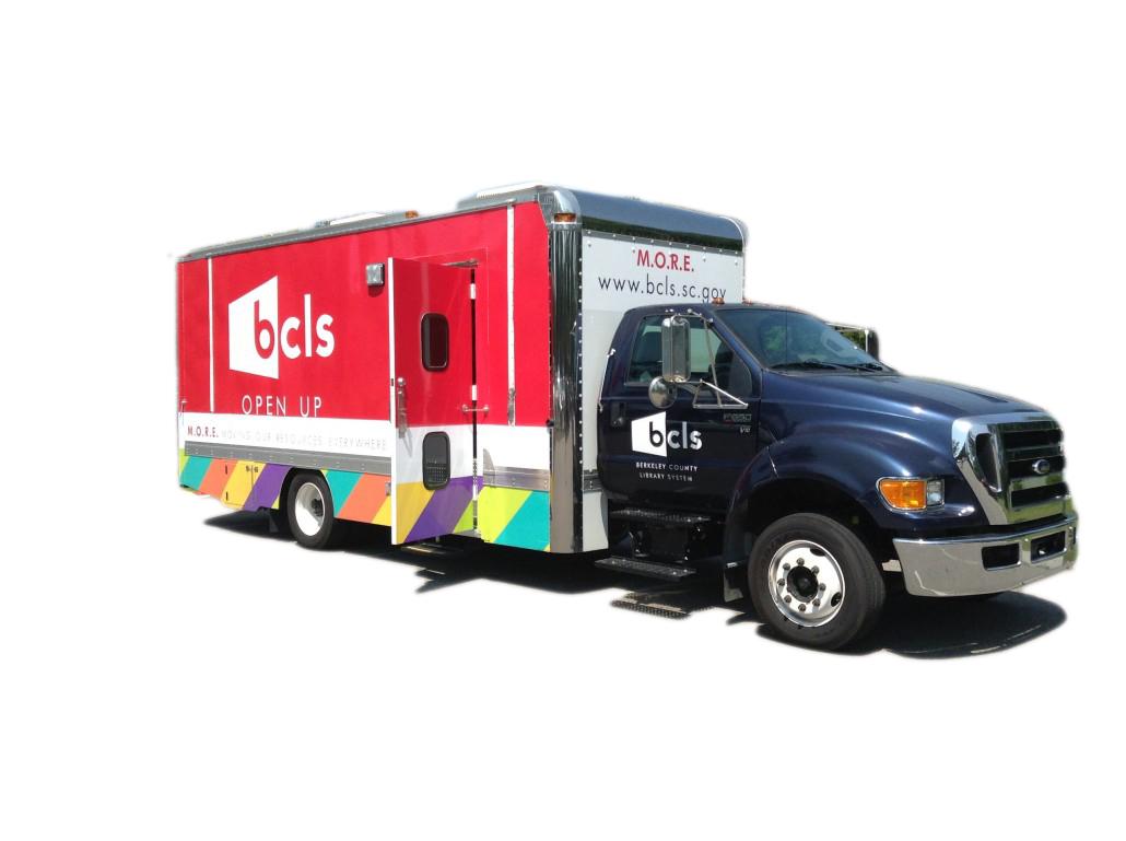 Mobile Library Stop: Marrington Elementary
