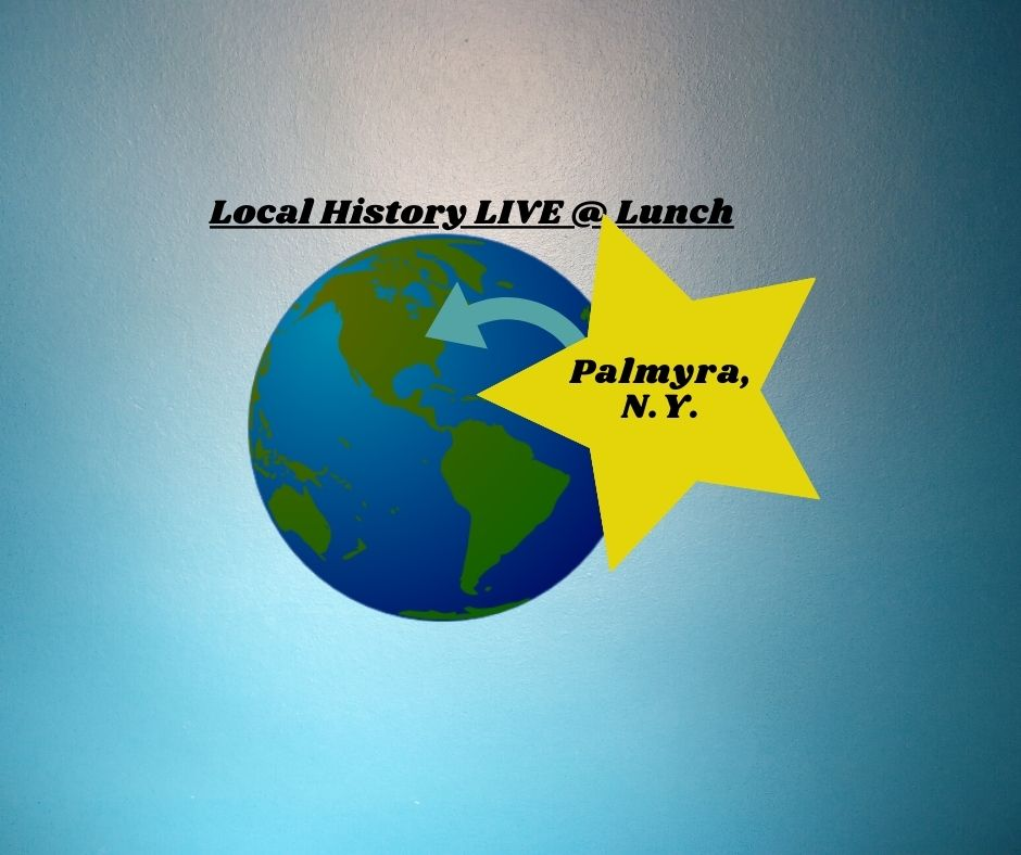 Local History LIVE @ Lunch