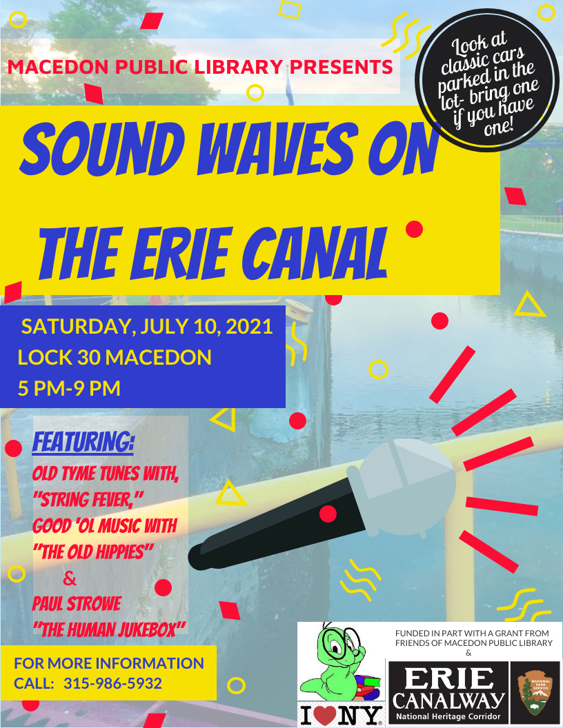Sound Waves on the Erie Canal